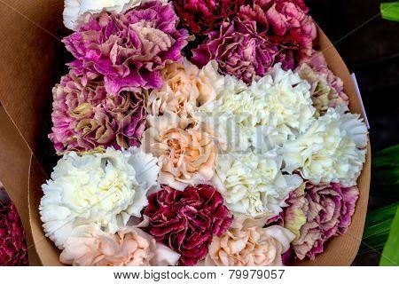switzerland, zurich, flowers for sale, symbol, l for freshness, fragrance, gift
