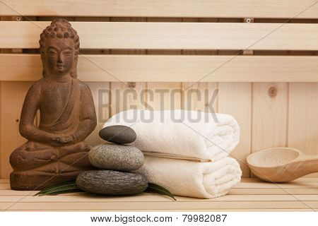 spa and wellness items