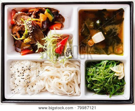Lunch Box (Bento) poster