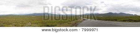 Denali Highway Panorama