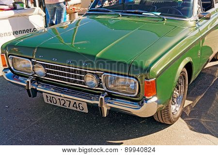 Ford In Green