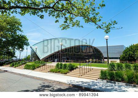 Kresge Auditorium At Mit