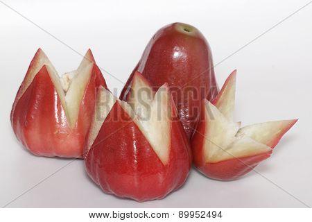 the rose apple fruit