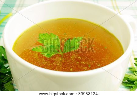 Bouillon, Broth, Clear Soup