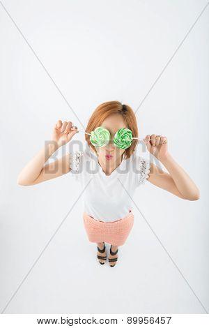 Girl With Sugarplums