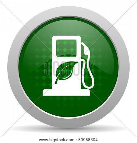 biofuel icon bio fuel sign