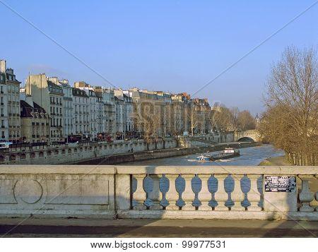 Bridge scenery