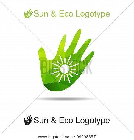 Bio Logo, Icon And Ecology Symbol