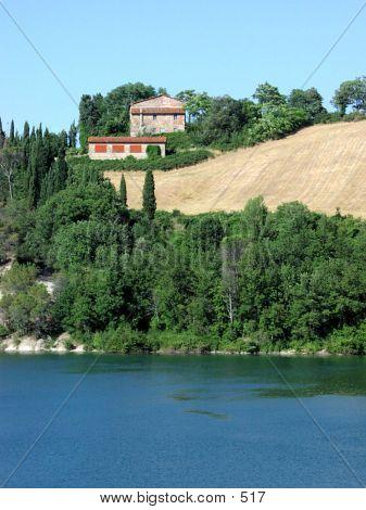 Bilancino Lake