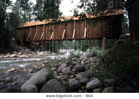Yosemite Covered Bridge