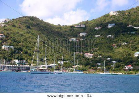 Seaside  St. Maartin Caribbean
