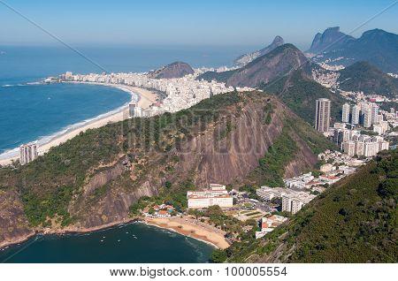 Rio de Janeiro Aerial View