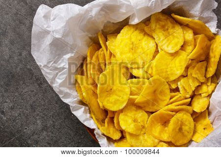 Plantain Banana Chips