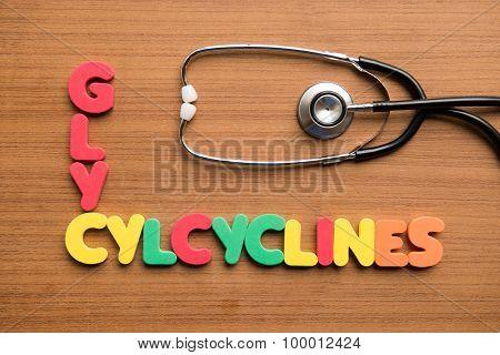 Glycylcyclines