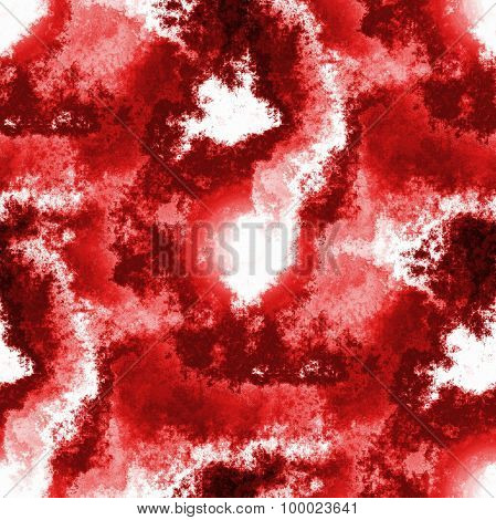 Seamless Bloody Texture Or Pattern