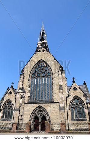 St Vincent de Paul church, Liverpool.