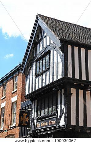 Golden Cross Pub, Coventry.