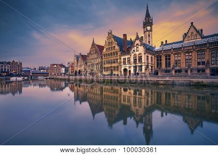 Ghent.