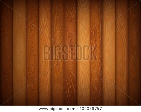 Wood Texture Brown And Honey Bright Background