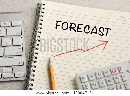 concept of forecast