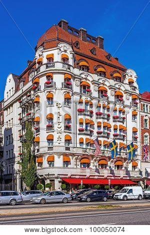 Hotel Diplomat On Strandvagen