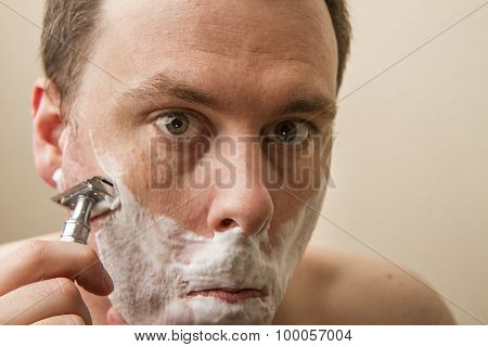 Shave The Face