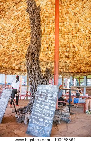 The Restaurant In Ngorongoro Reserve Park