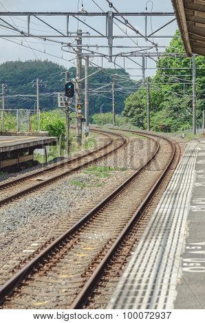 Rail Road Track (railway)