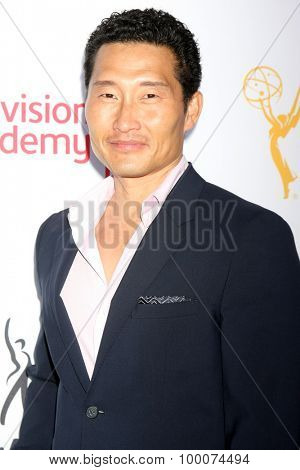 LOS ANGELES - AUG 27:  Daniel Dae Kim at the Dynamic & Diverse Emmy Celebration at the Montage Hotel on August 27, 2015 in Beverly Hills, CA