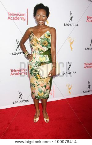 LOS ANGELES - AUG 27:  Cupid Hayes at the Dynamic & Diverse Emmy Celebration at the Montage Hotel on August 27, 2015 in Beverly Hills, CA