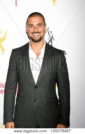 LOS ANGELES - AUG 27:  JR Ramirez at the Dynamic & Diverse Emmy Celebration at the Montage Hotel on August 27, 2015 in Beverly Hills, CA