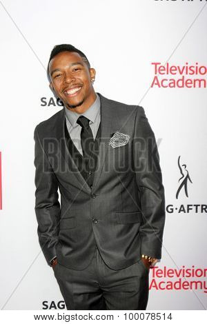 LOS ANGELES - AUG 27:  Allen Maldonado at the Dynamic & Diverse Emmy Celebration at the Montage Hotel on August 27, 2015 in Beverly Hills, CA