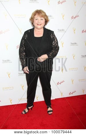 LOS ANGELES - AUG 26:  Patrika Darbo at the Television Academy's Daytime Programming Peer Group Reception at the Montage Hotel on August 26, 2015 in Beverly Hills, CA