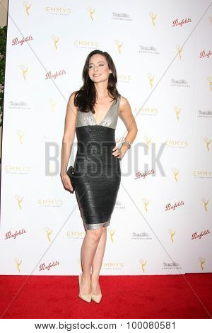LOS ANGELES - AUG 26:  Alexandra Bard at the Television Academy's Daytime Programming Peer Group Reception at the Montage Hotel on August 26, 2015 in Beverly Hills, CA