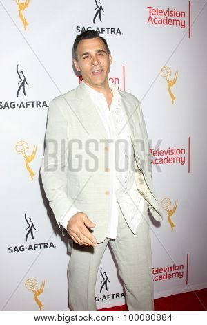 LOS ANGELES - AUG 27:  Adrian Paul at the Dynamic & Diverse Emmy Celebration at the Montage Hotel on August 27, 2015 in Beverly Hills, CA