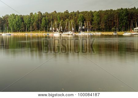 Kaunas Lagoon Yachts