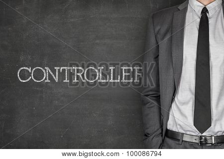 Controller on blackboard