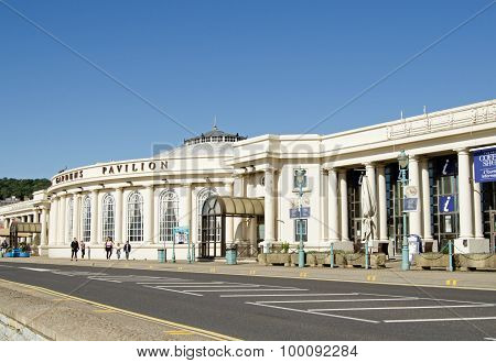 Winter Gardens Pavilion, Weston-super-mare