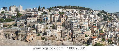 Jerusalem Arab Neighborhood