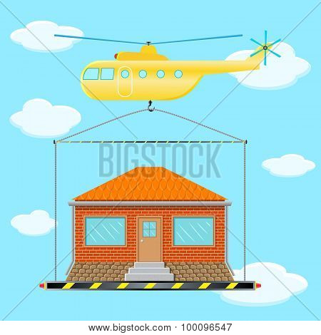 Helicopter House