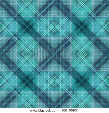 Seamless Textile Tartan Checkered Texture Plaid Pattern Background