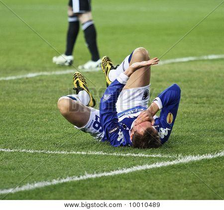 Sampdoria Genoa Df Massimo Volta