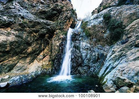 Marrakech Waterfall