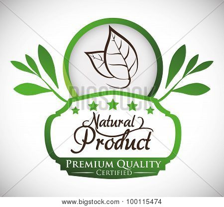 Natural product design