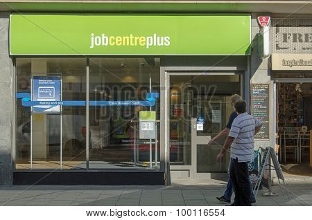 Job Centre Plus, Weston-super-mare