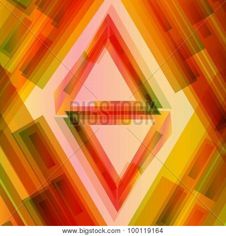 Abstract Triangles