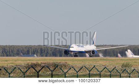 Off Large Aircraft Transaero