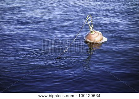 A Buoy In The Port