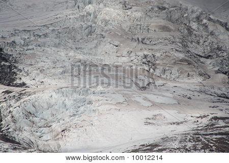 Nisqually Glacier Closeup