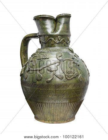 Ancient vase.